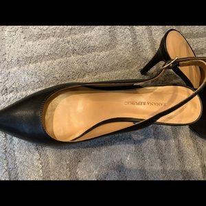 New Banana Republic slingback heels